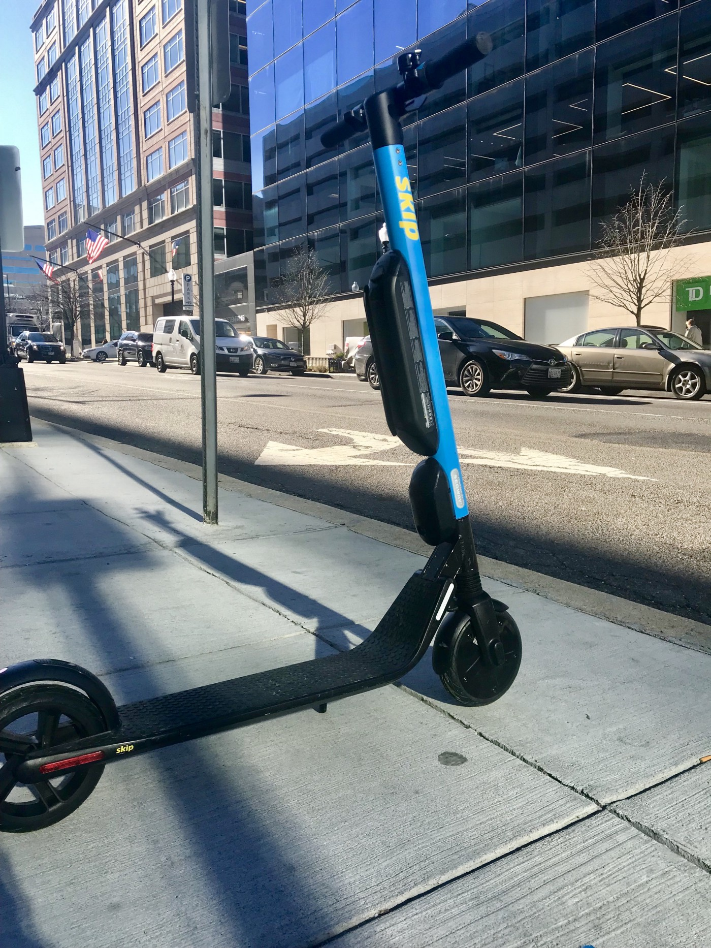 Sensing for Safety: How Skip Uses Cameras to Make Scooters Smarter
