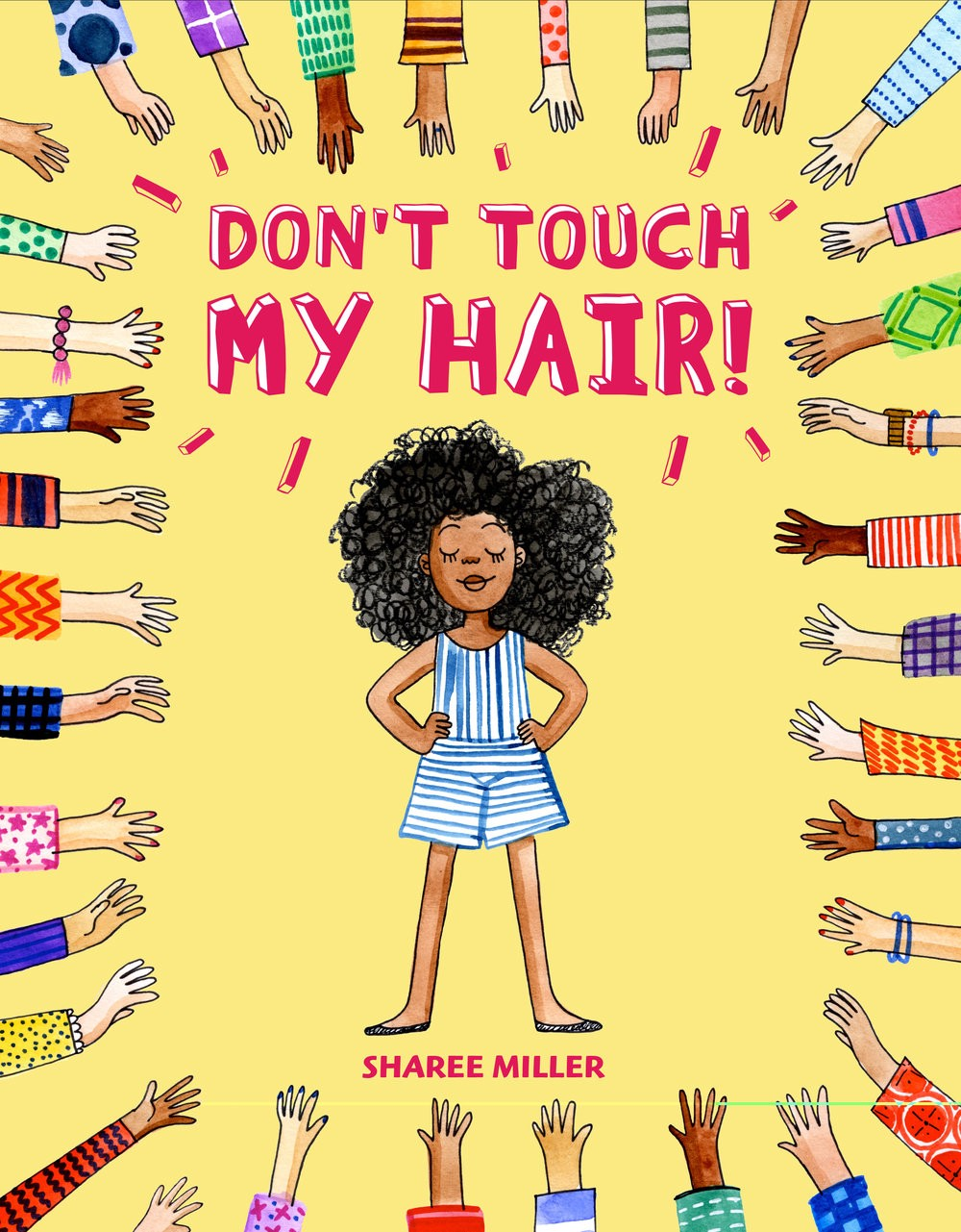 Don't Touch My Hair! 13 Children's Books Celebrating Black Hair by