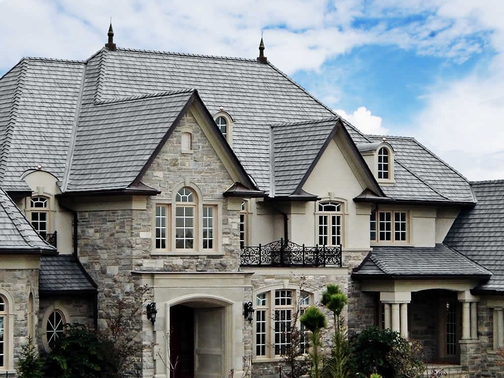 Your roof does much more than just keep the rain out. It makes a statement.