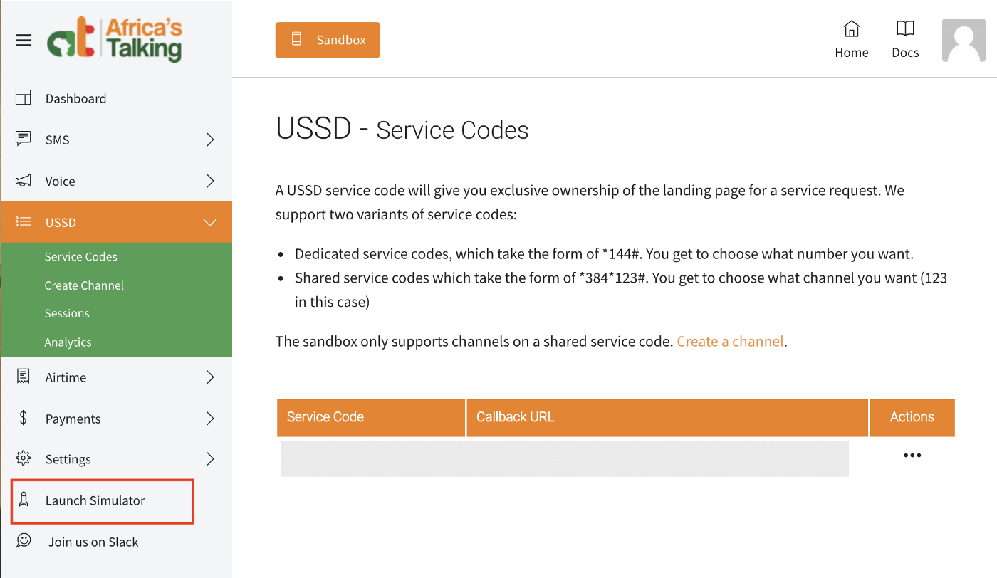 Serverless USSD with Africa's Talking — Part 1 - Finance for Life