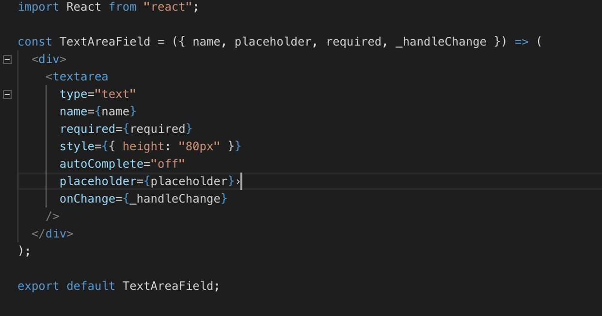 JSON based dynamic forms with ReactJS - Curofy Engineering - Medium