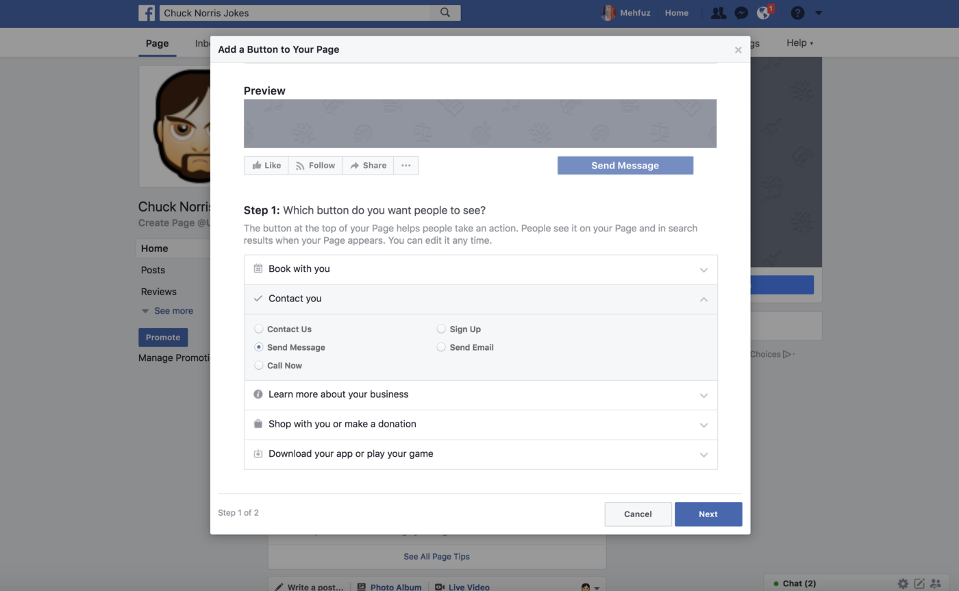 Step-by-Step Instructions for Building a Facebook Messenger Bot