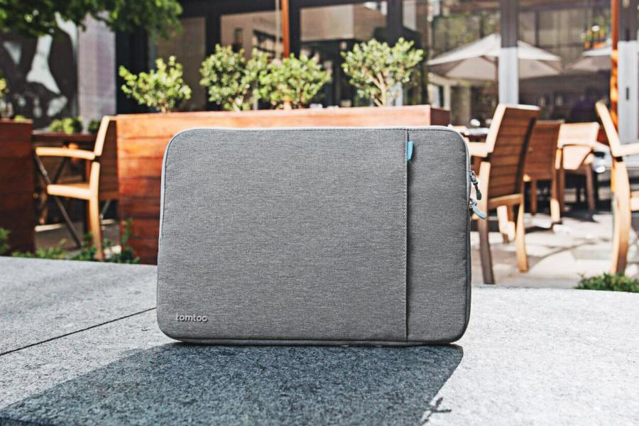 Tomtoc 360° Protective Laptop Sleeve for MacBook Pro