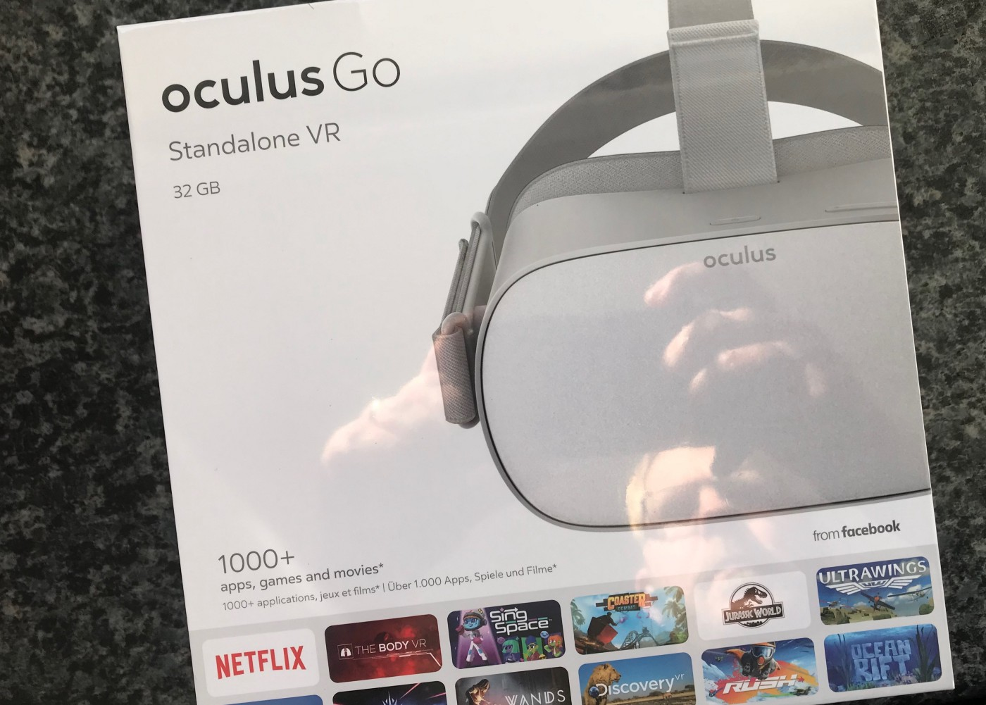 Unboxing and Optimizing for the Oculus Go - AR/VR Journey: Augmented