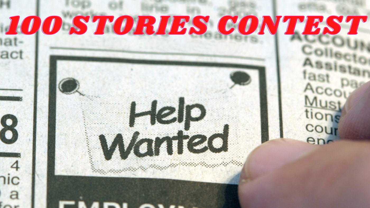 Help wanted for 100 stories contest
