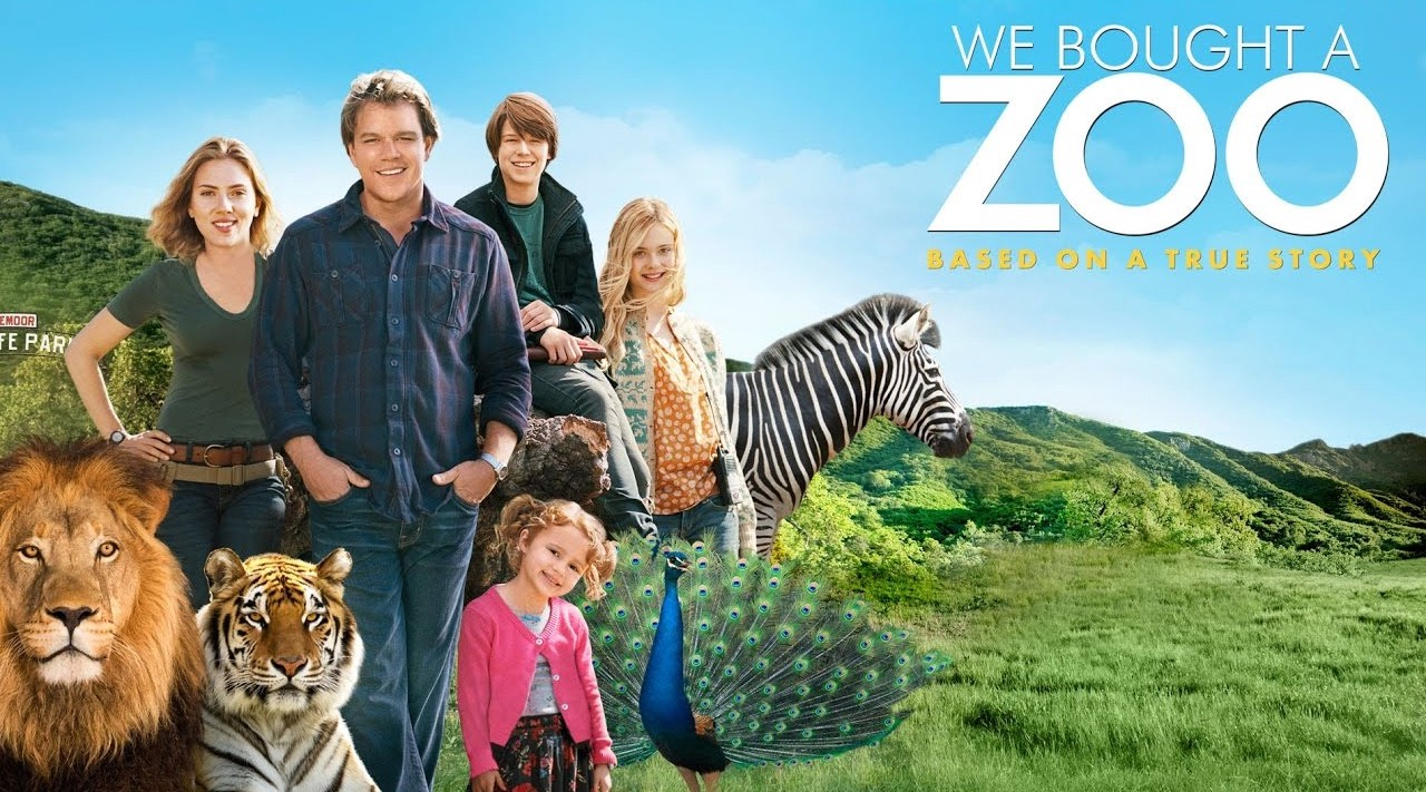 Promotional image from We Bought a Zoo