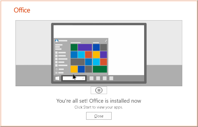 Office Professional Plus 2019 / 2016 Installation Error: Couldn't