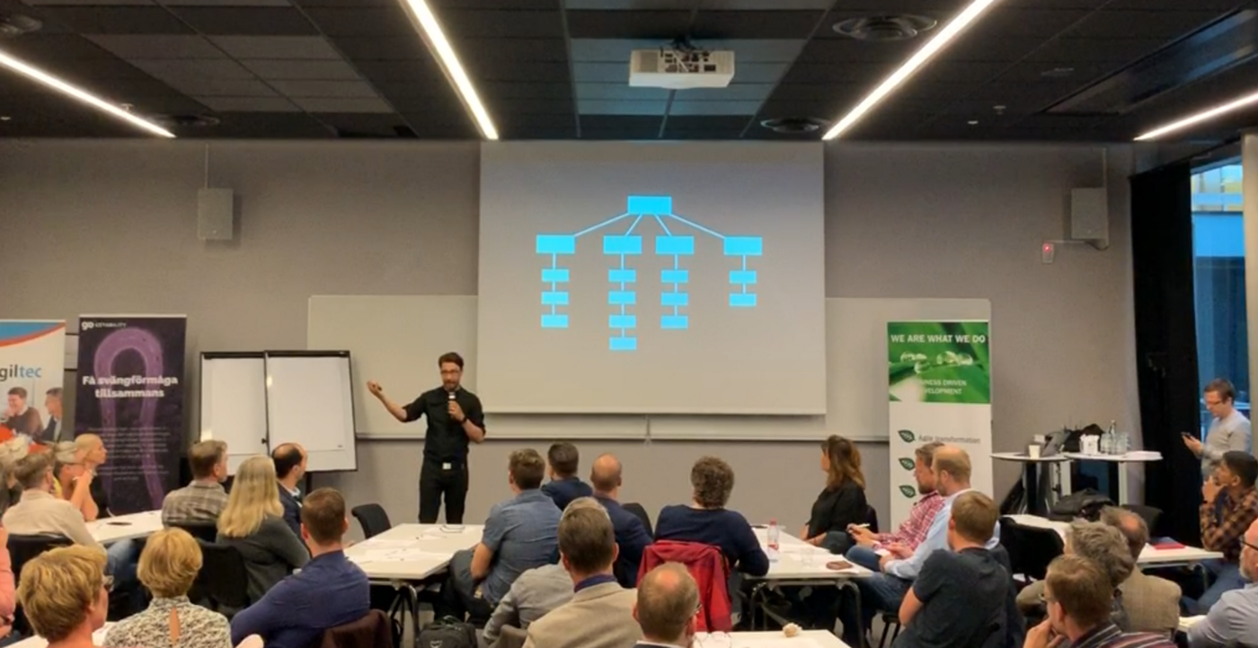 Value Stream Identification, lessons from the wild — Gothenburg 2019
