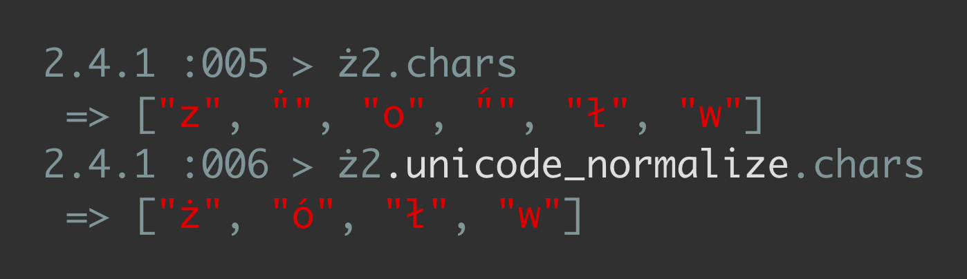 Fixing Unicode for Ruby Developers - Daftcode Blog