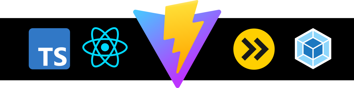 This article is about a React and TypeScript project migrated from Webpack to Vite and ESBuild.
