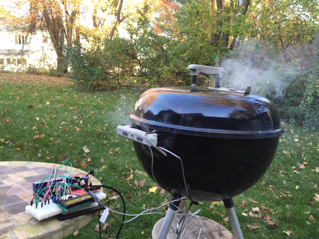 Smoking Meat with the Internet of Things - Kevin Kazmierczak - Medium