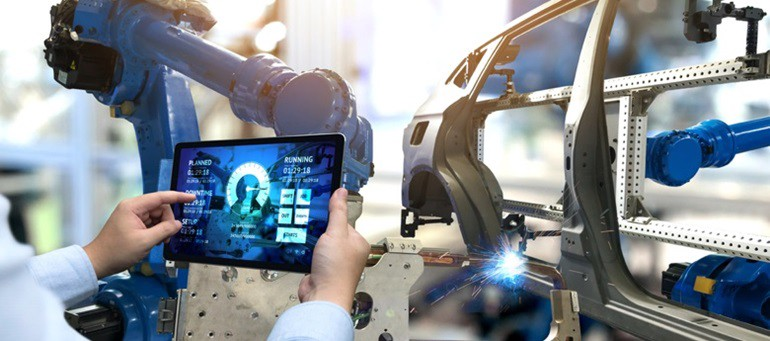 SAP Business one for OEM automotive companies