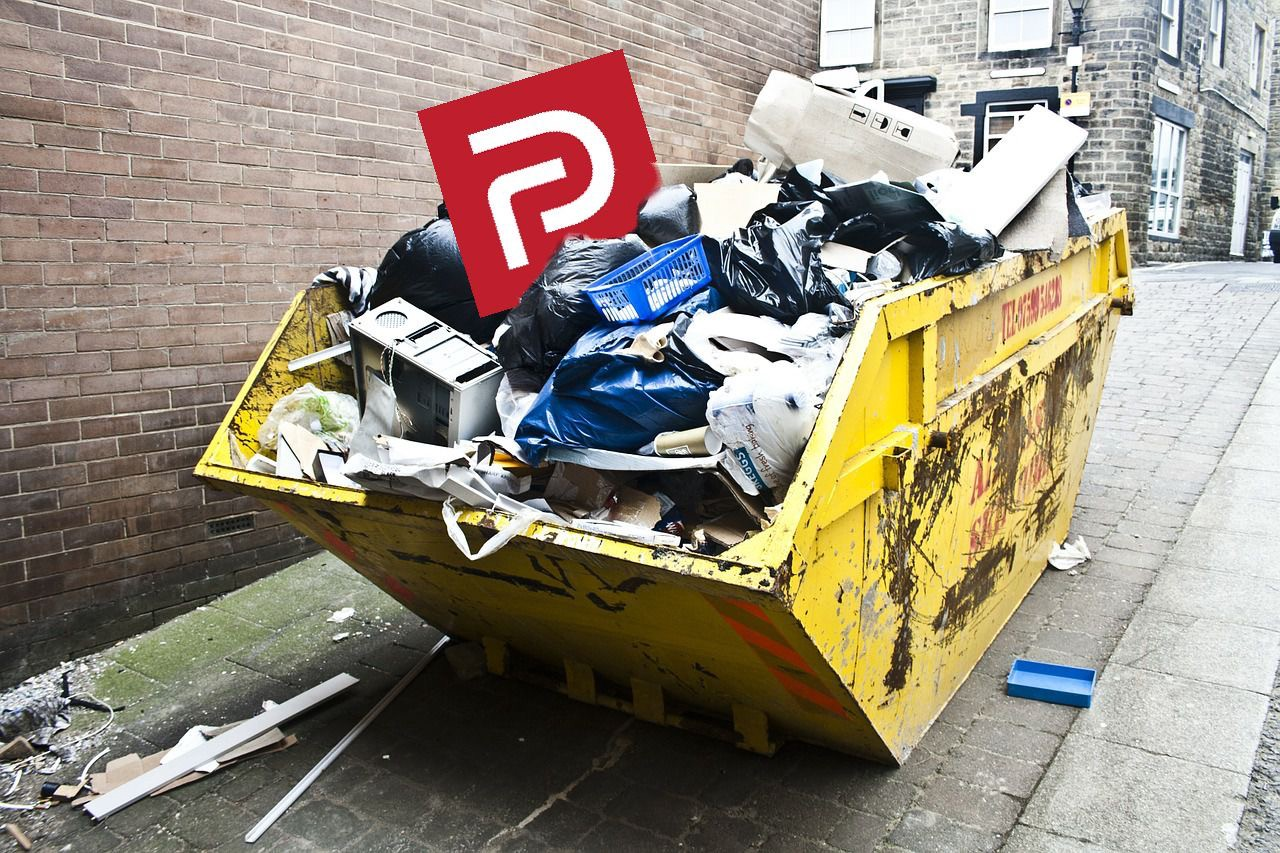 Parler is banned by apple google amazon