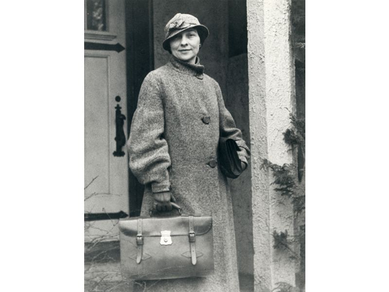 How America's First Female Cryptanalyst Busted Nazi Spy Rings