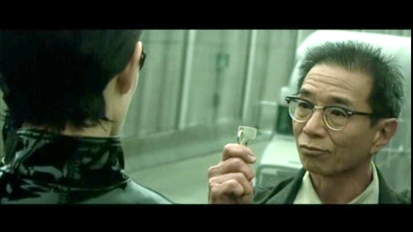 The Keymaker from The Matrix