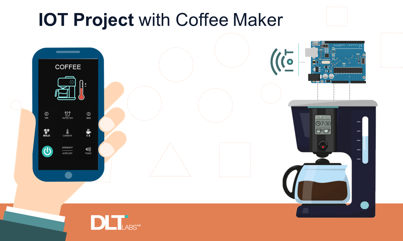 Build a Coffee Level Indicator to Understand IoT