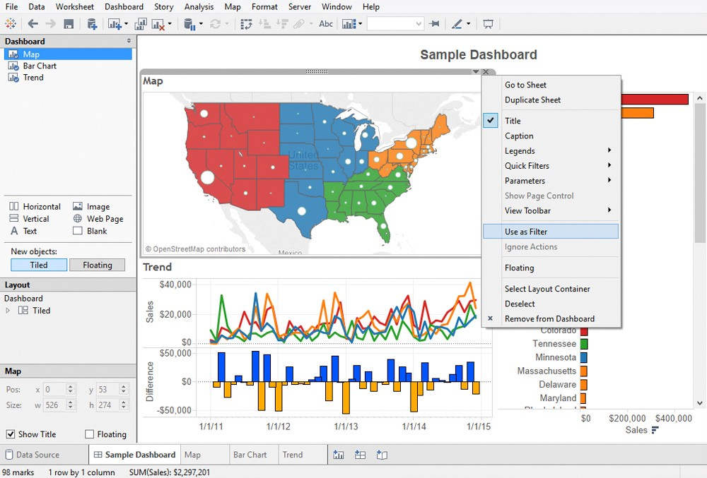 Top 4 Popular Big Data Visualization Tools - Towards Data Science