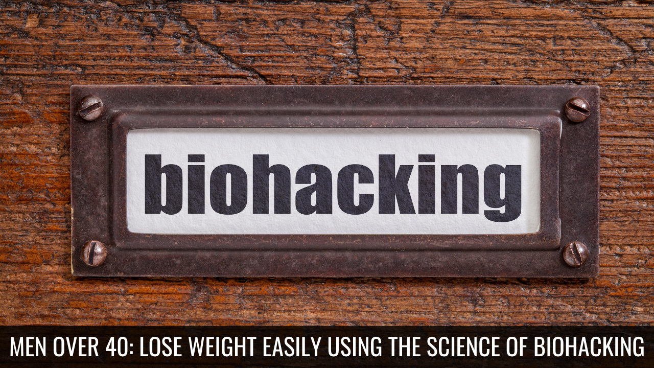 Trevor Folgering—Biohacking your body fat—Why you should use biohacking to lose weight