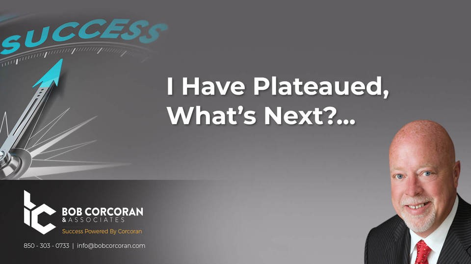 Have Plateaued, What's Next?