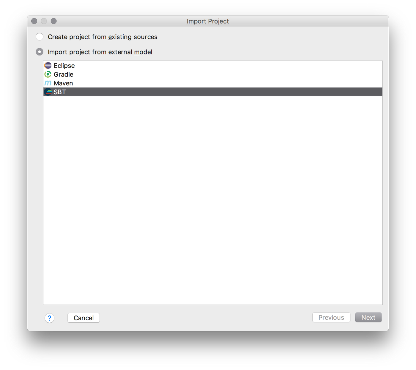 Up and Running using SBT with Eclipse or IntelliJ - Eric Murphy - Medium