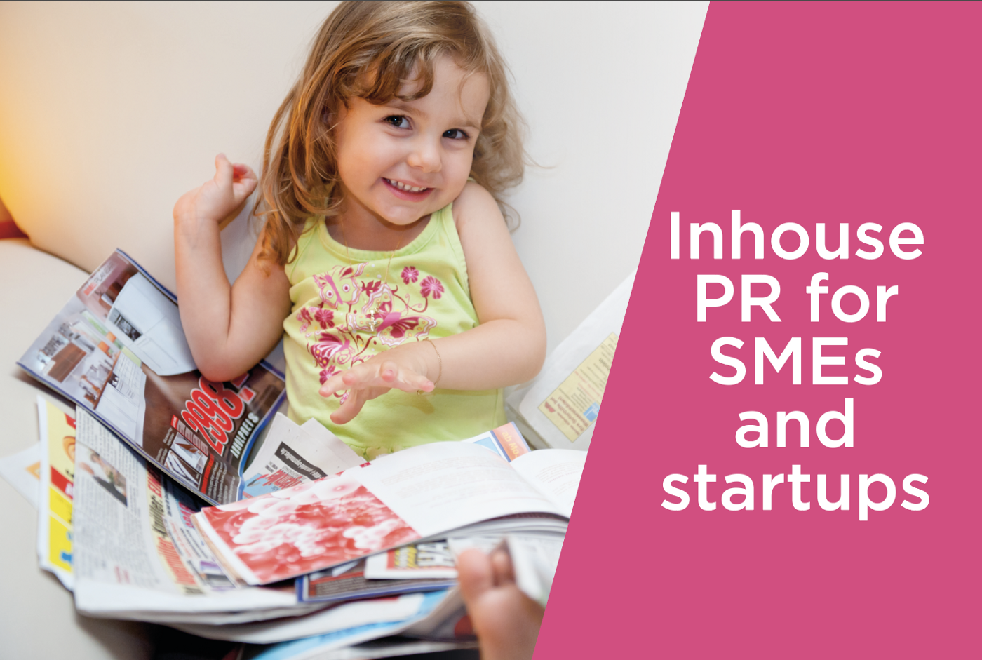 Public Relations for SMEs—4 tips for doing PR inhouse