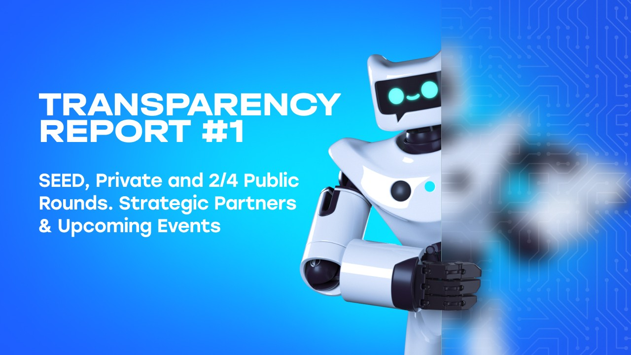 CHTX Transparency Report #1