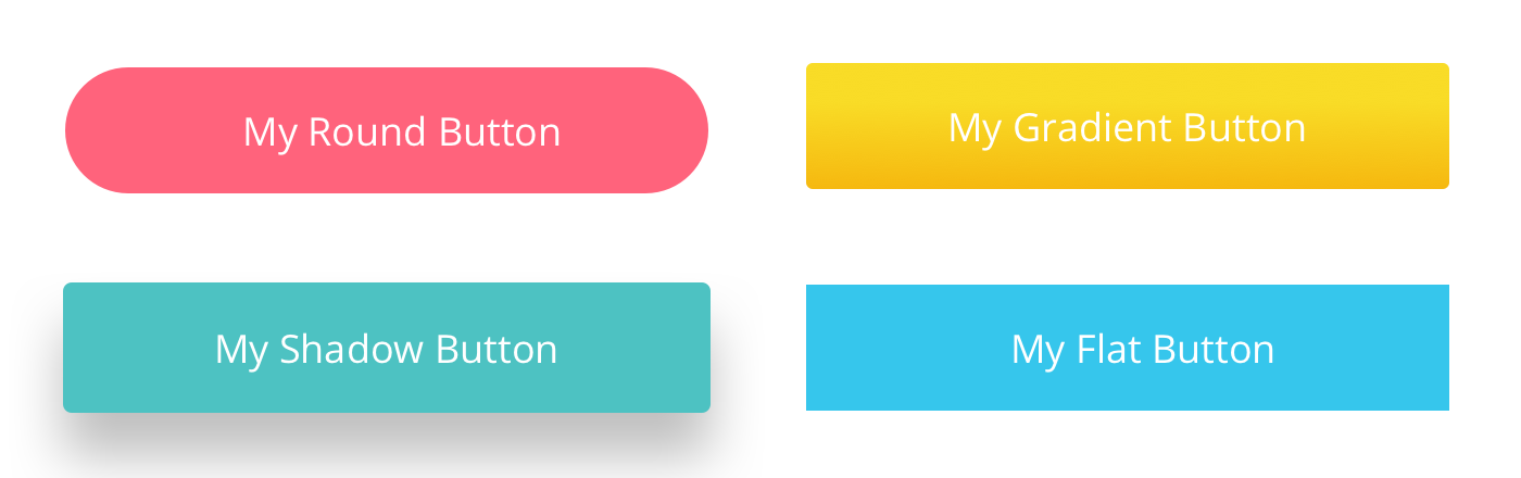 Beginners guide to designing nice buttons for your App using Sketch