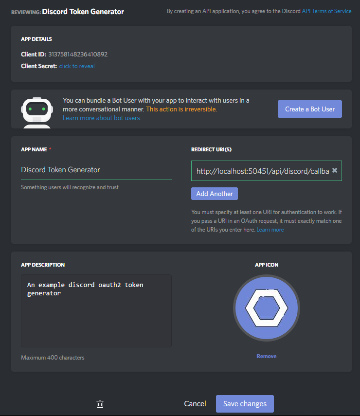 Using discord oauth2  A simple guide and an example nodeJS app