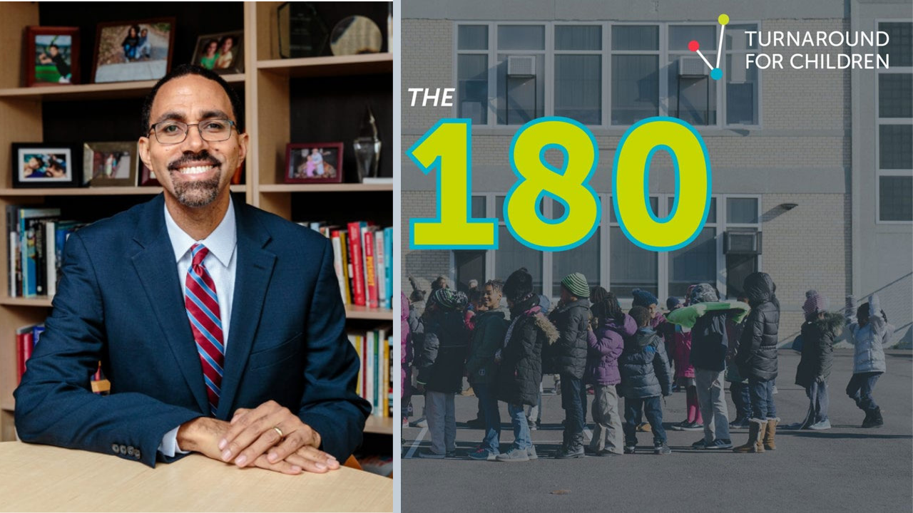 Turnaround for Children's The 180 Podcast with John King