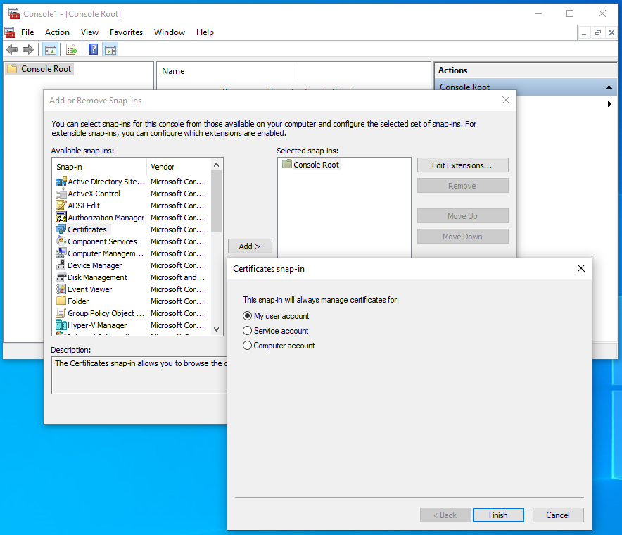 Sign the assembly with Visual Studio without going crazy