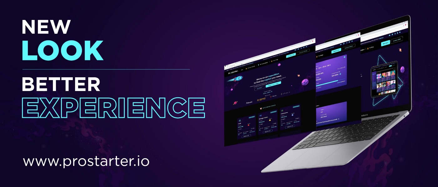Introducing New Look & Better Experience on Prostarter Website