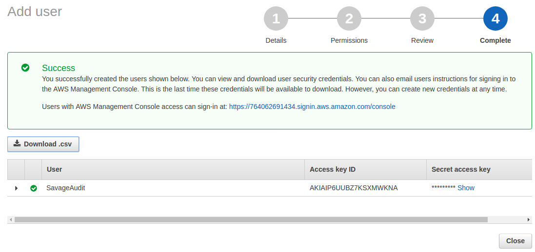 Securing Your AWS Infrastructure Using Prowler - Savage Security Blog