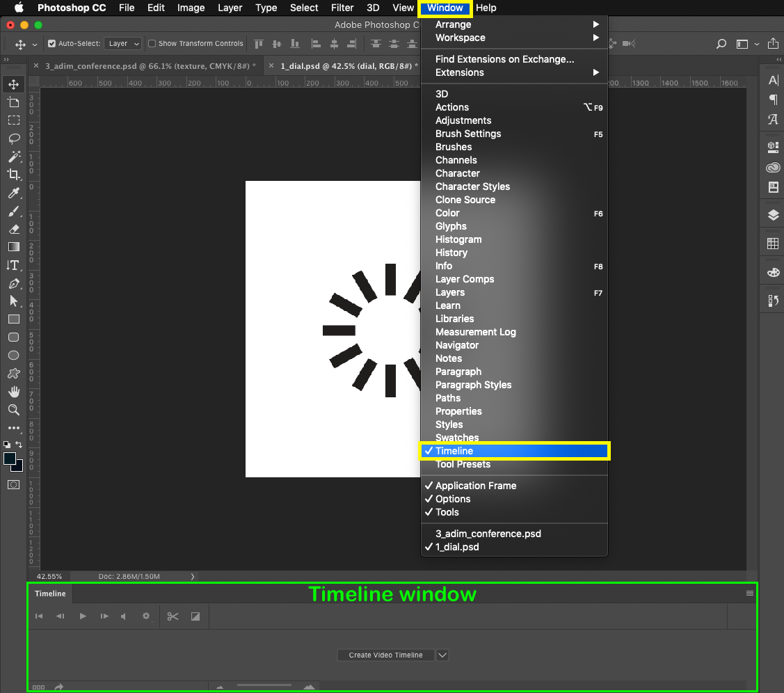 Easy way to make GIF animation by using Photoshop - Oceanize