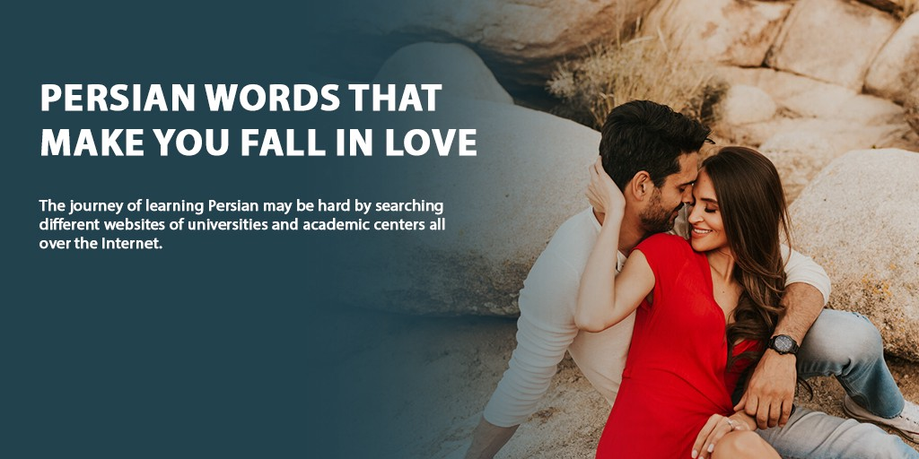 Persian words travel around Persia Tappersia love love words