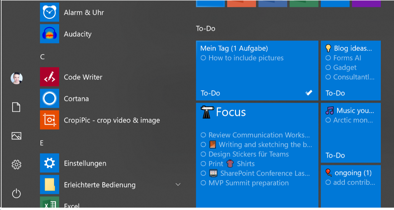 11 +5 reasons why I fell in love with Microsoft To-Do