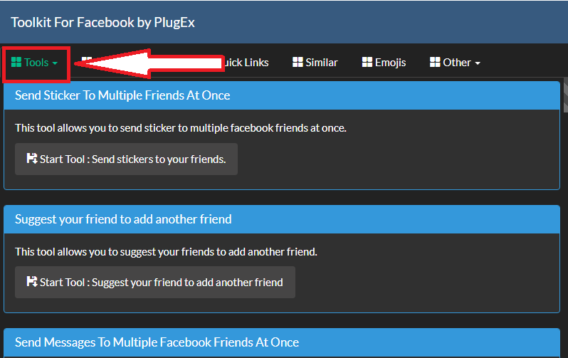 FB Hack] Extract Phone Numbers from your Friend List