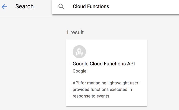 Google Cloud Functions Tutorial : Setting up a Local Development