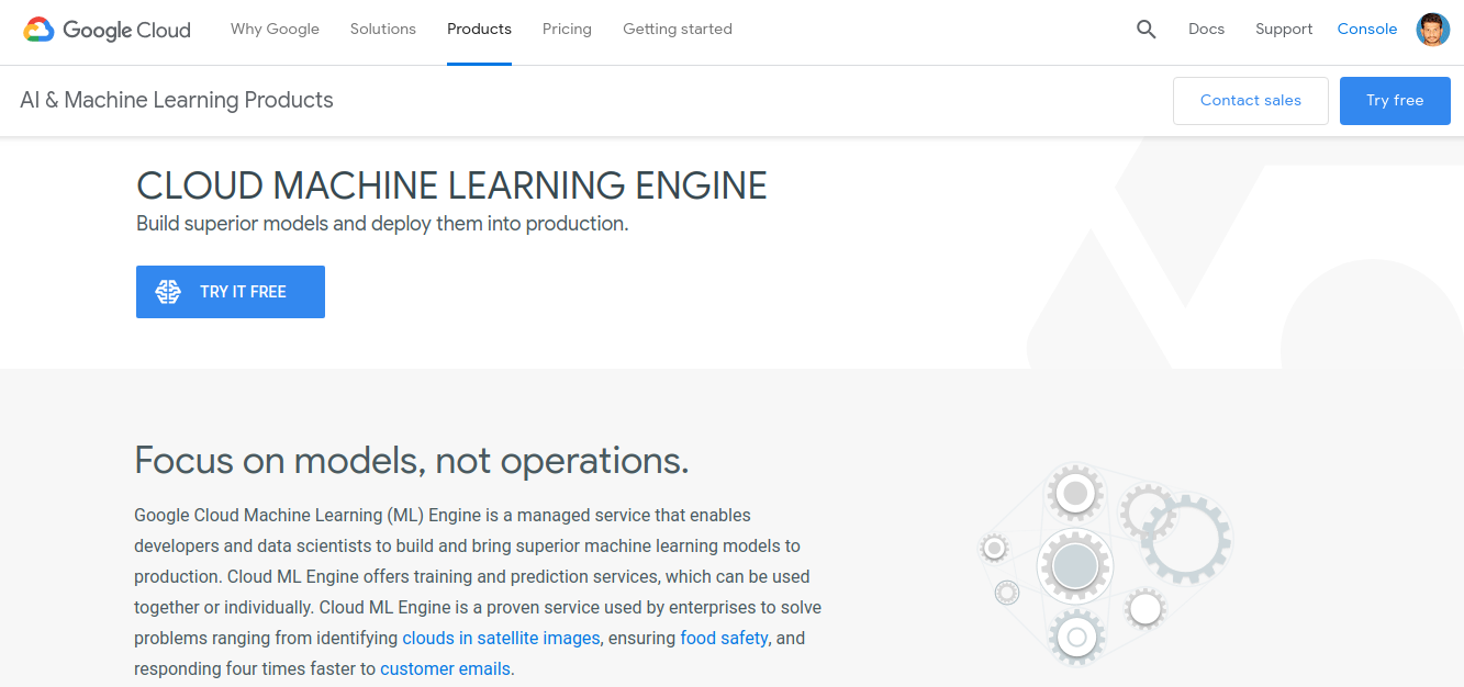 List of top machine learning software 2019   machine learning