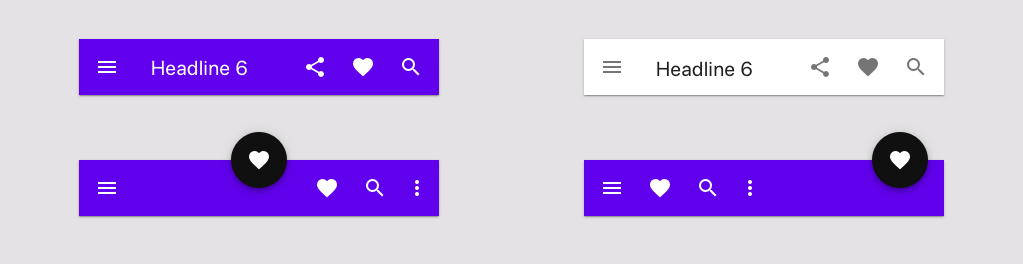 Android P — What's New in Material Design - Noteworthy - The Journal