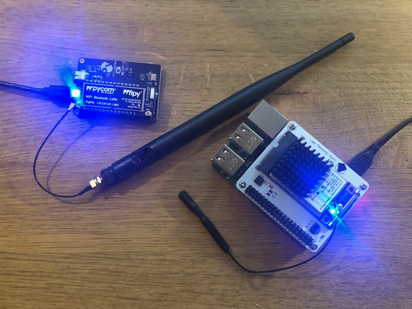Hands-on with the New PiSupply LoRa Gateway and The Things Network