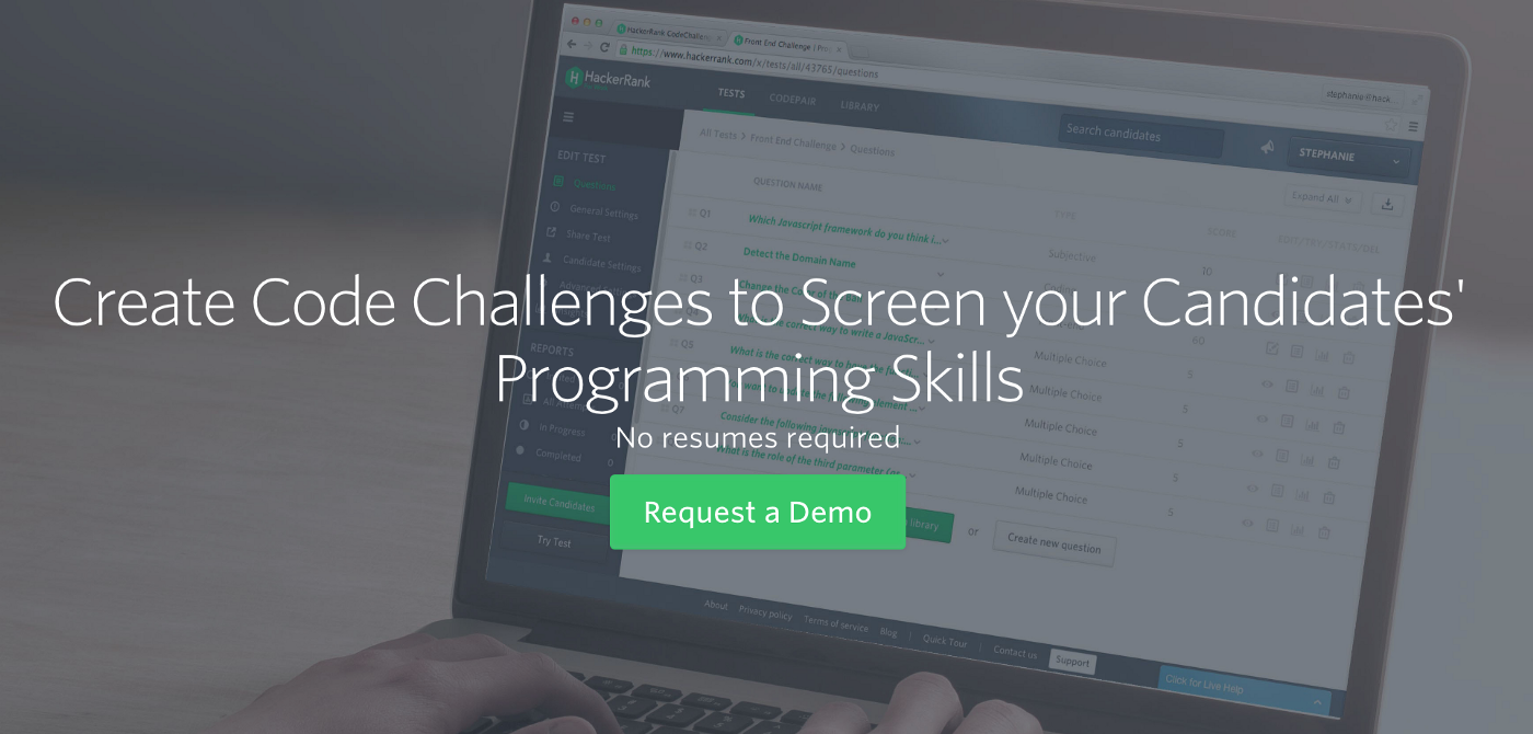 The 5 Best Platforms for Screening & Recruiting Programmers