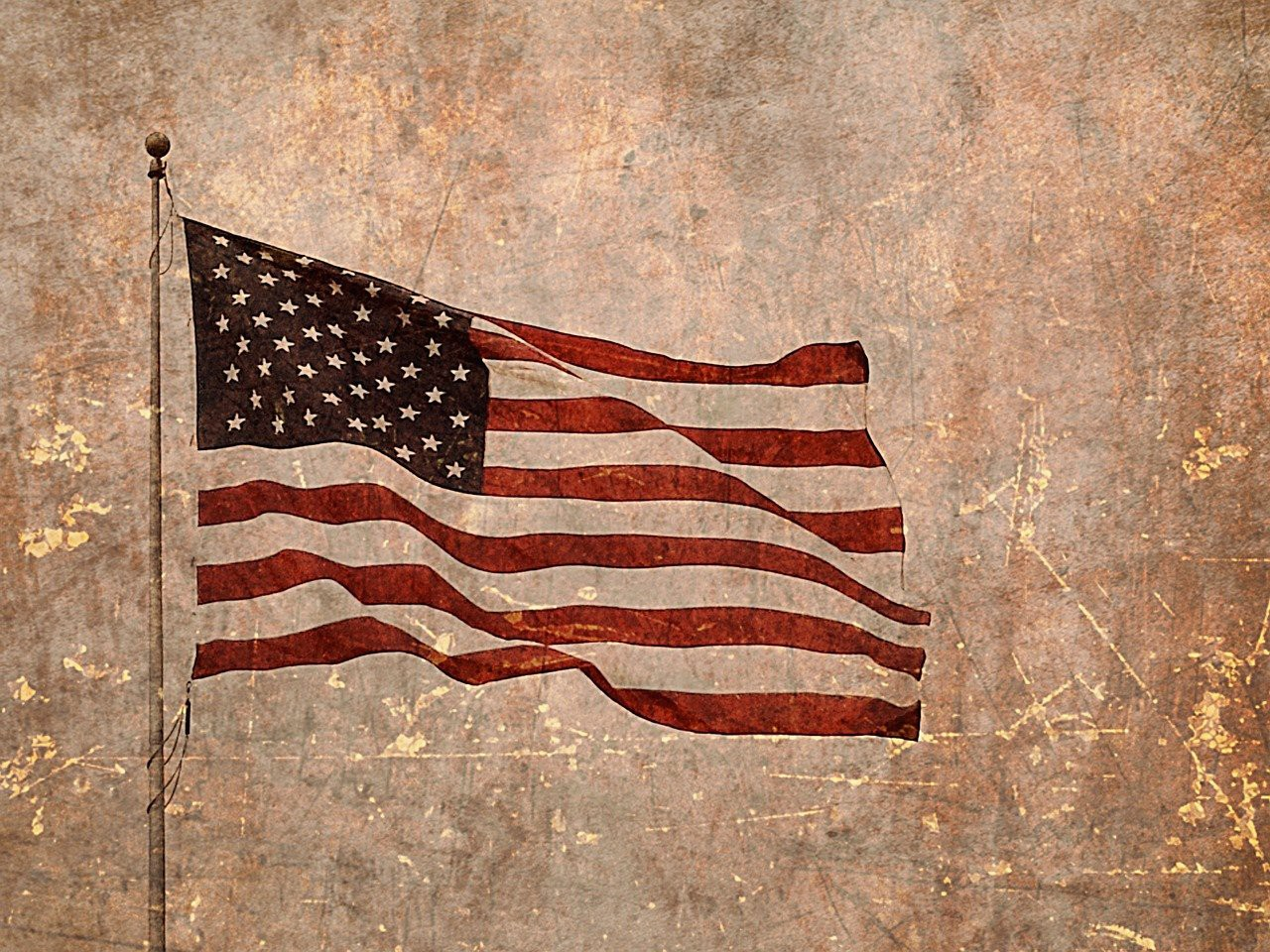 American Flag photo by Pixabay
