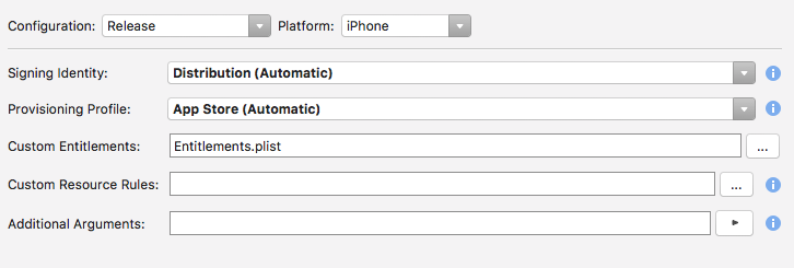 Everything you need to know to run a Xamarin app on an iPhone from