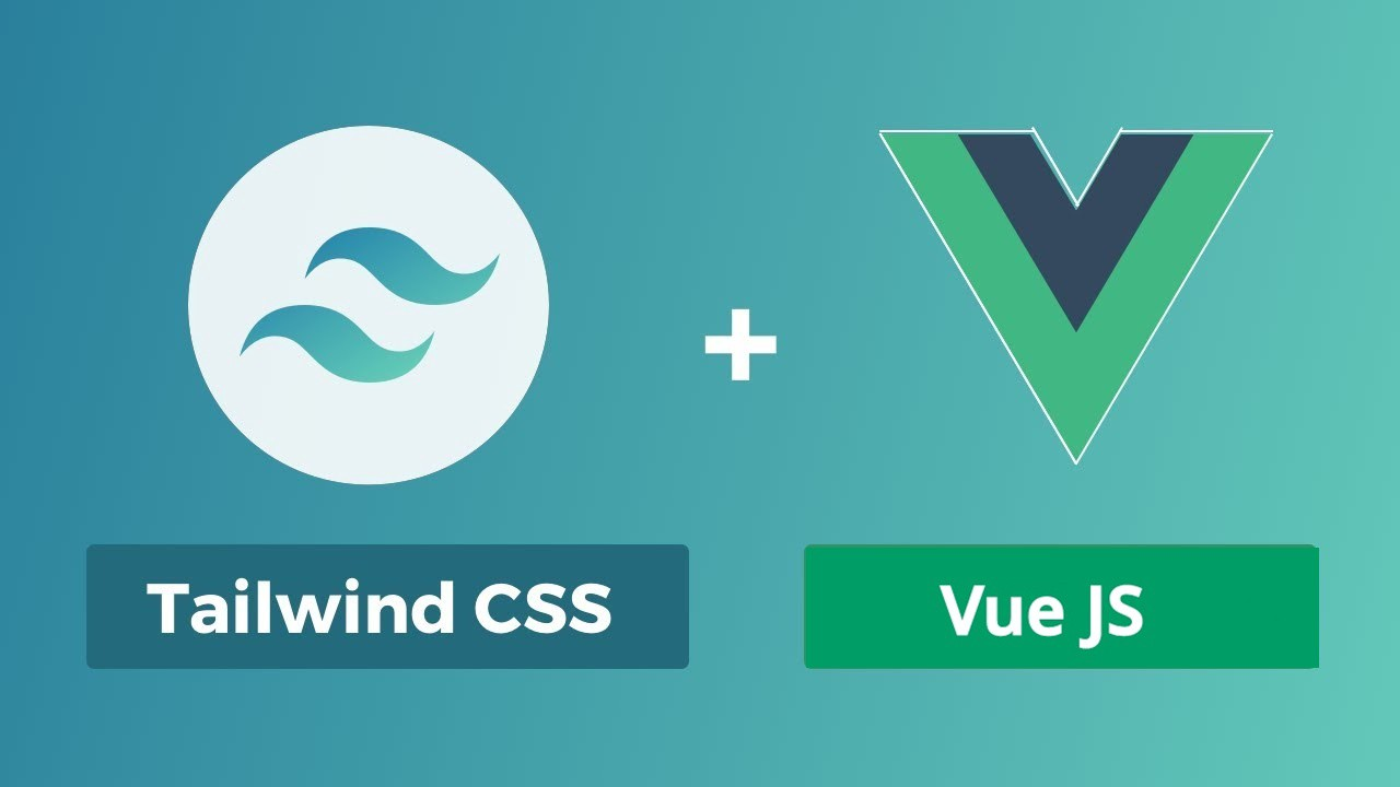 How to Configure your Vue js app to use Tailwind CSS