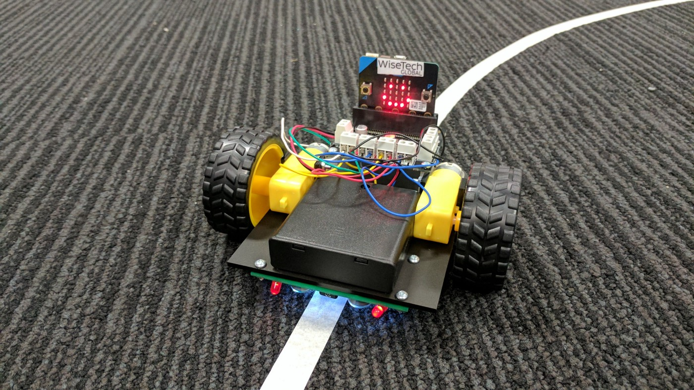 Teaching robotics with the BBC micro:bit - Grok Learning - Medium