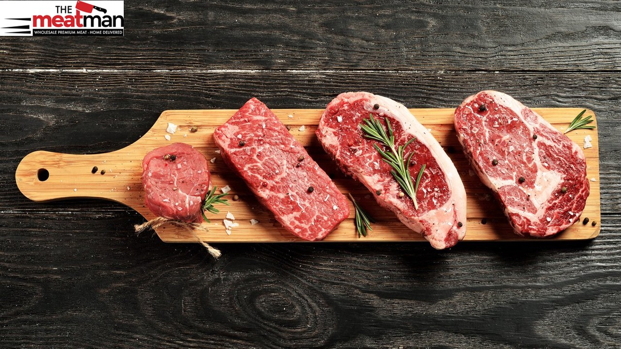 Buy Quality Meat Online — The Meat Man - Rose Wilson - Medium
