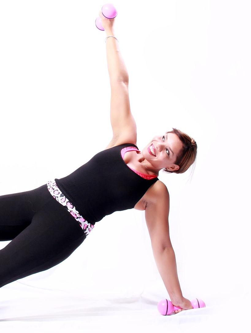 Home workout Patricia Bech