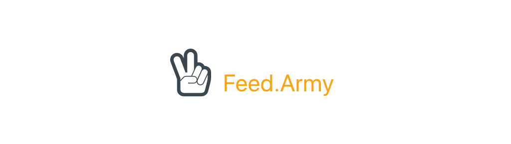 Feed Army, a browser based unified dashboard for all your social media & online feeds.