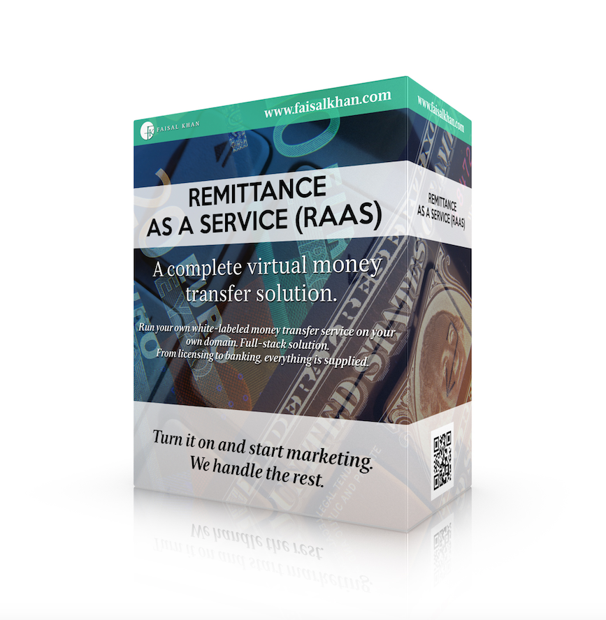 Remittance-as-a-Service (RaaS) - Banking, Payments & Fintech