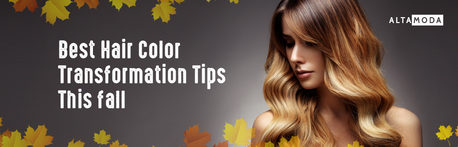 Best hair color transformation tips for fall altamoda hair salon best hair color transformation tips for fall solutioingenieria Image collections